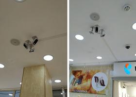 Модернизация существующей системы видеонаблюдения